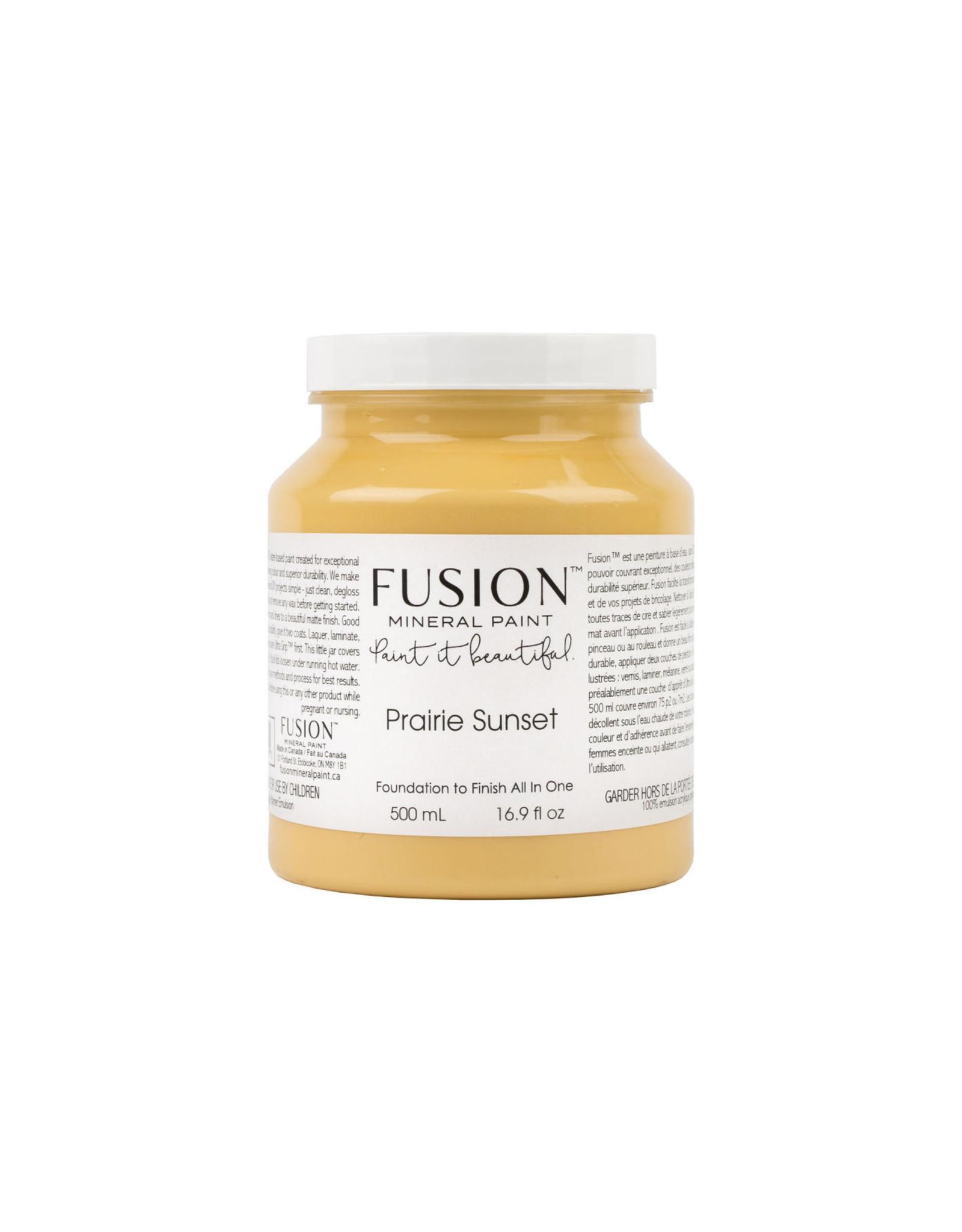 Fusion Mineral Paint Fusion Mineral Paint - Prairie Sunset 500ml
