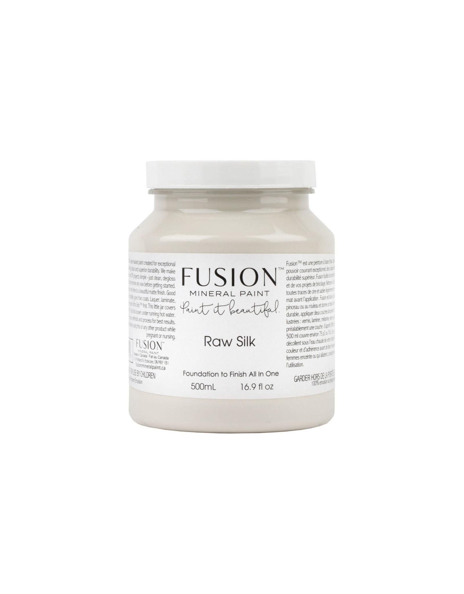 Fusion Mineral Paint Fusion Mineral Paint - Raw Silk 500ml