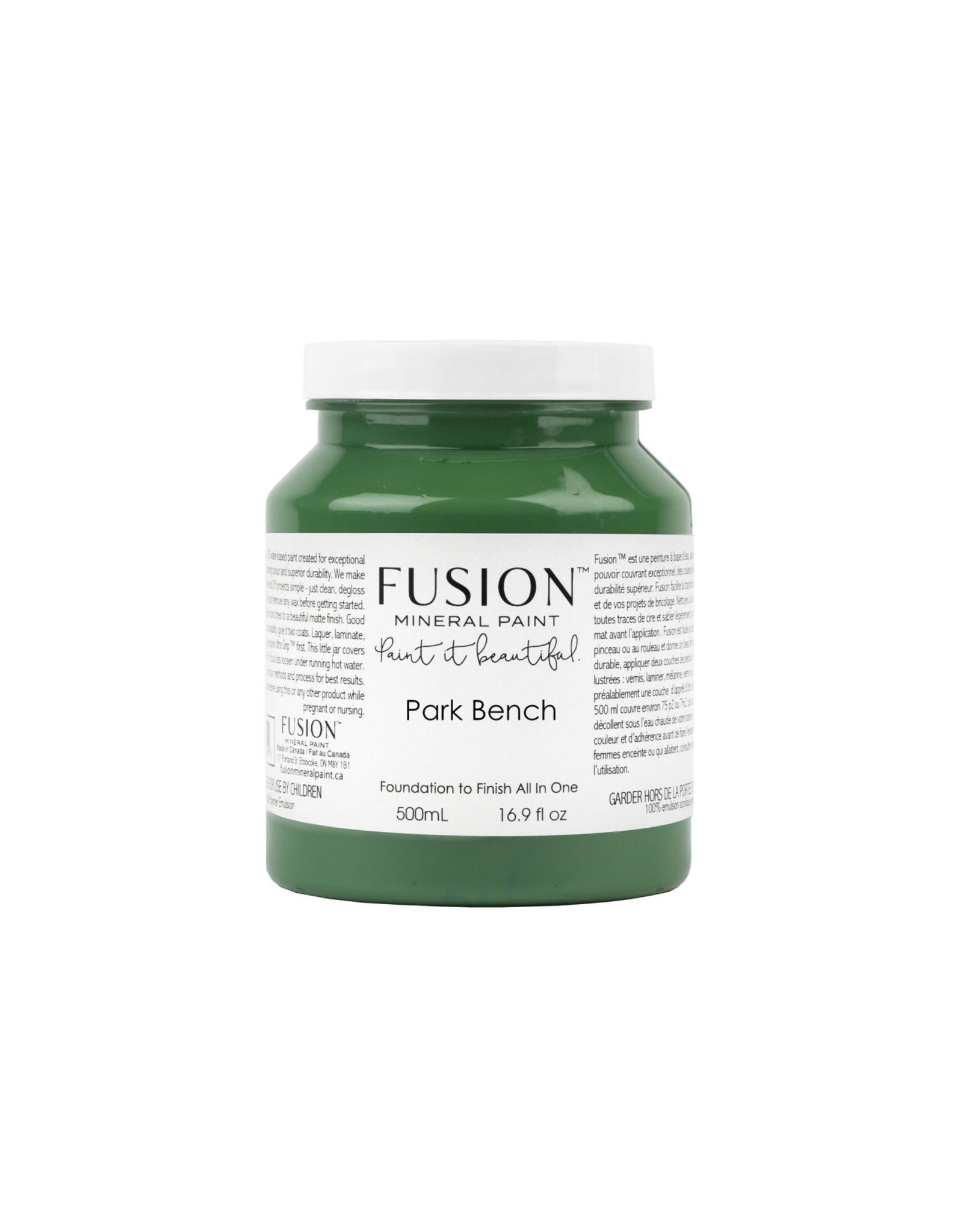 Fusion Mineral Paint Fusion Mineral Paint - Park Bench 500ml