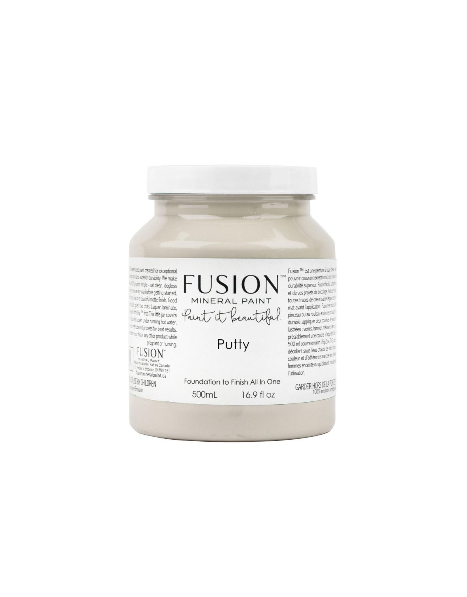 Fusion Mineral Paint Fusion Mineral Paint - Putty 500ml