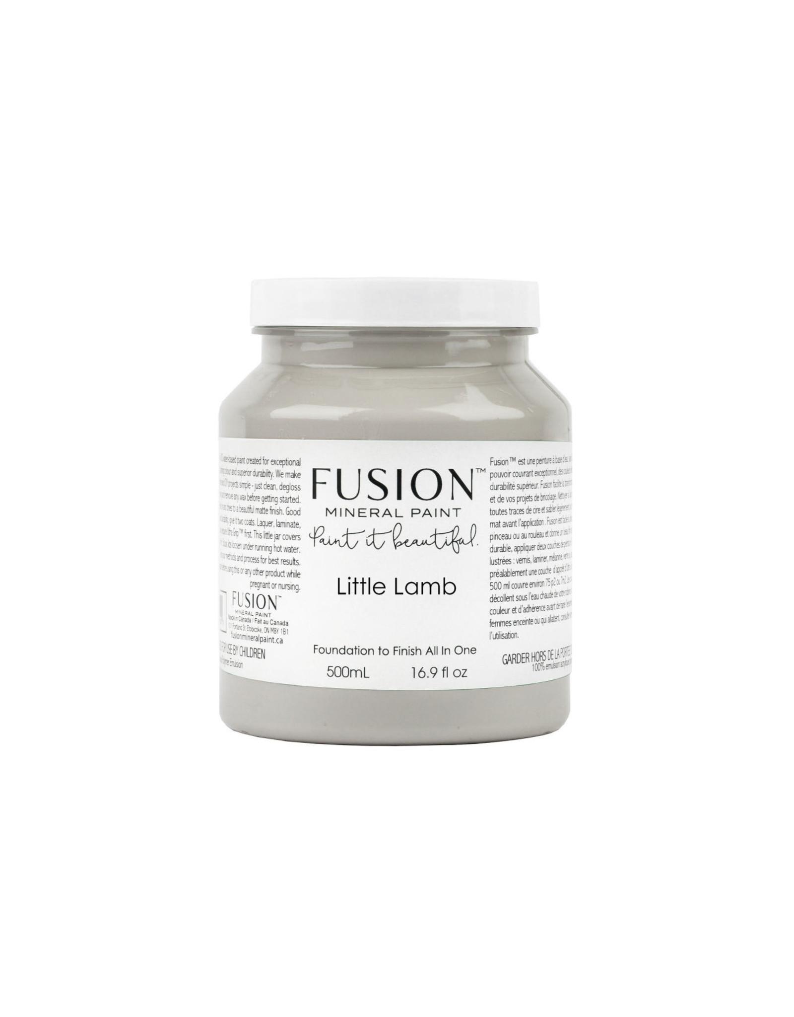 Fusion Mineral Paint Fusion Mineral Paint - Little Lamb 500ml