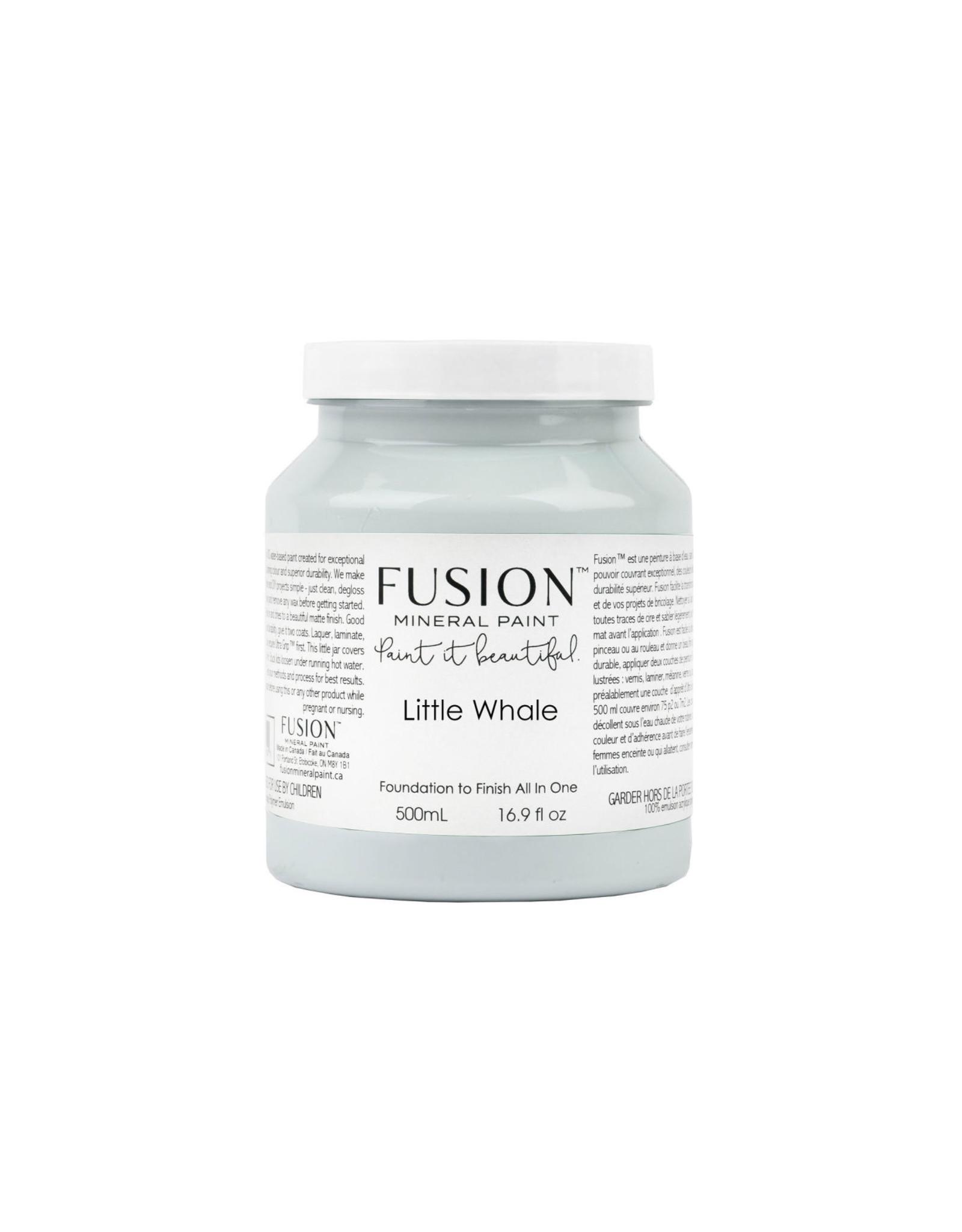 Fusion Mineral Paint Fusion Mineral Paint - Little Whale 500ml