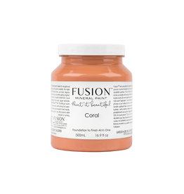 Fusion Mineral Paint Fusion Mineral Paint - Coral 500ml