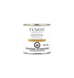 Fusion Mineral Paint Stain & Finishing Oil - Driftwood