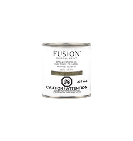 Fusion Mineral Paint Stain & Finishing Oil - Ebony