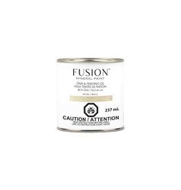 Fusion Mineral Paint Stain & Finishing Oil - White