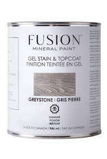 Fusion Mineral Paint Gel Stain & Topcoat - Greystone