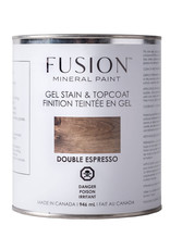 Fusion Mineral Paint Gel Stain & Topcoat - Double Espresso