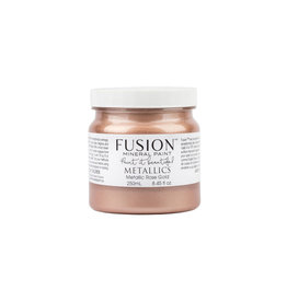 Fusion Mineral Paint Metallic 250ml Rose Gold