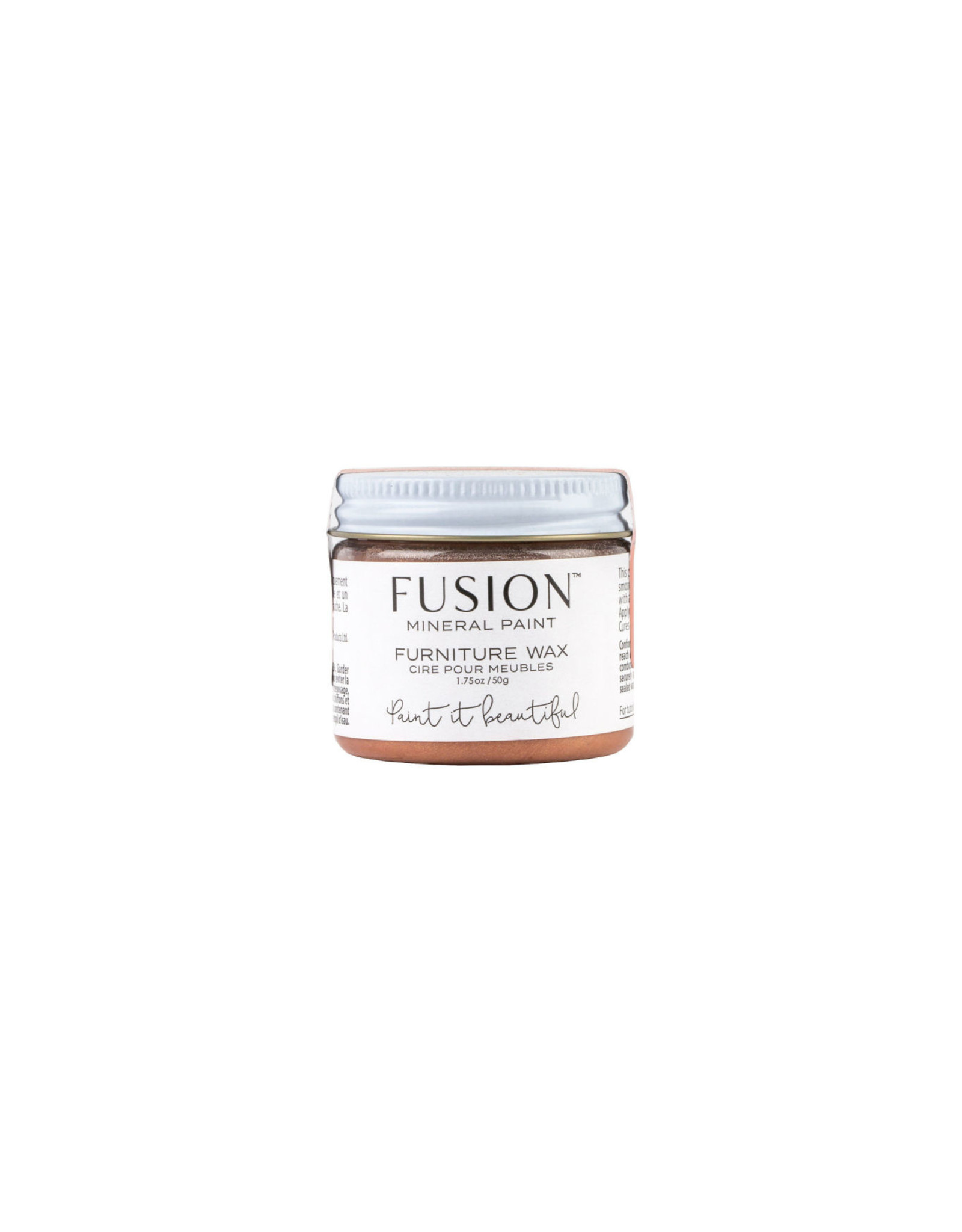 Fusion Mineral Paint Furniture Wax 50g - Copper