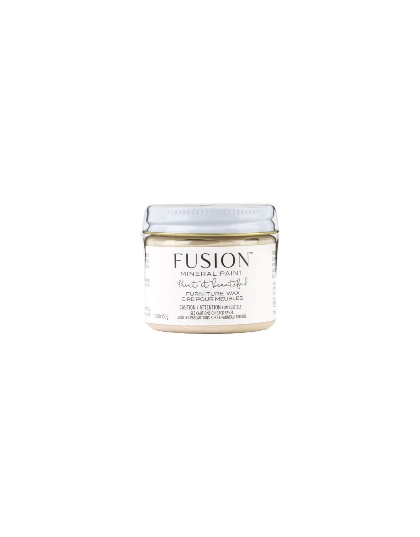 Fusion Mineral Paint Furniture Wax 50g - Pearl