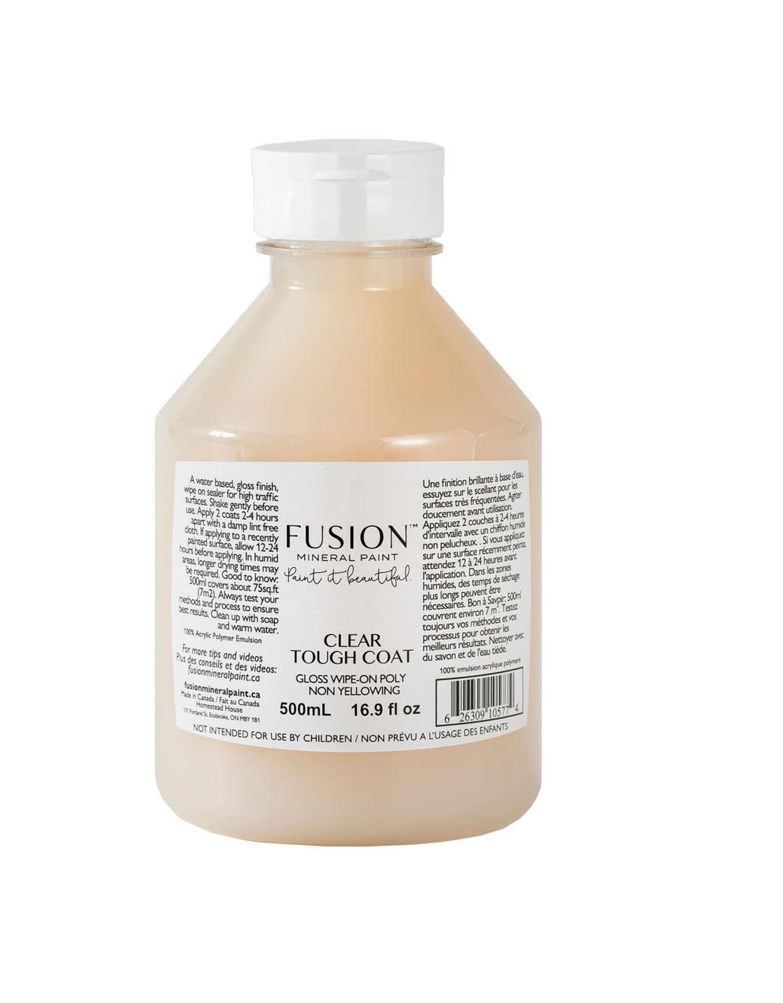 Fusion Mineral Paint Tough Coat  Gloss