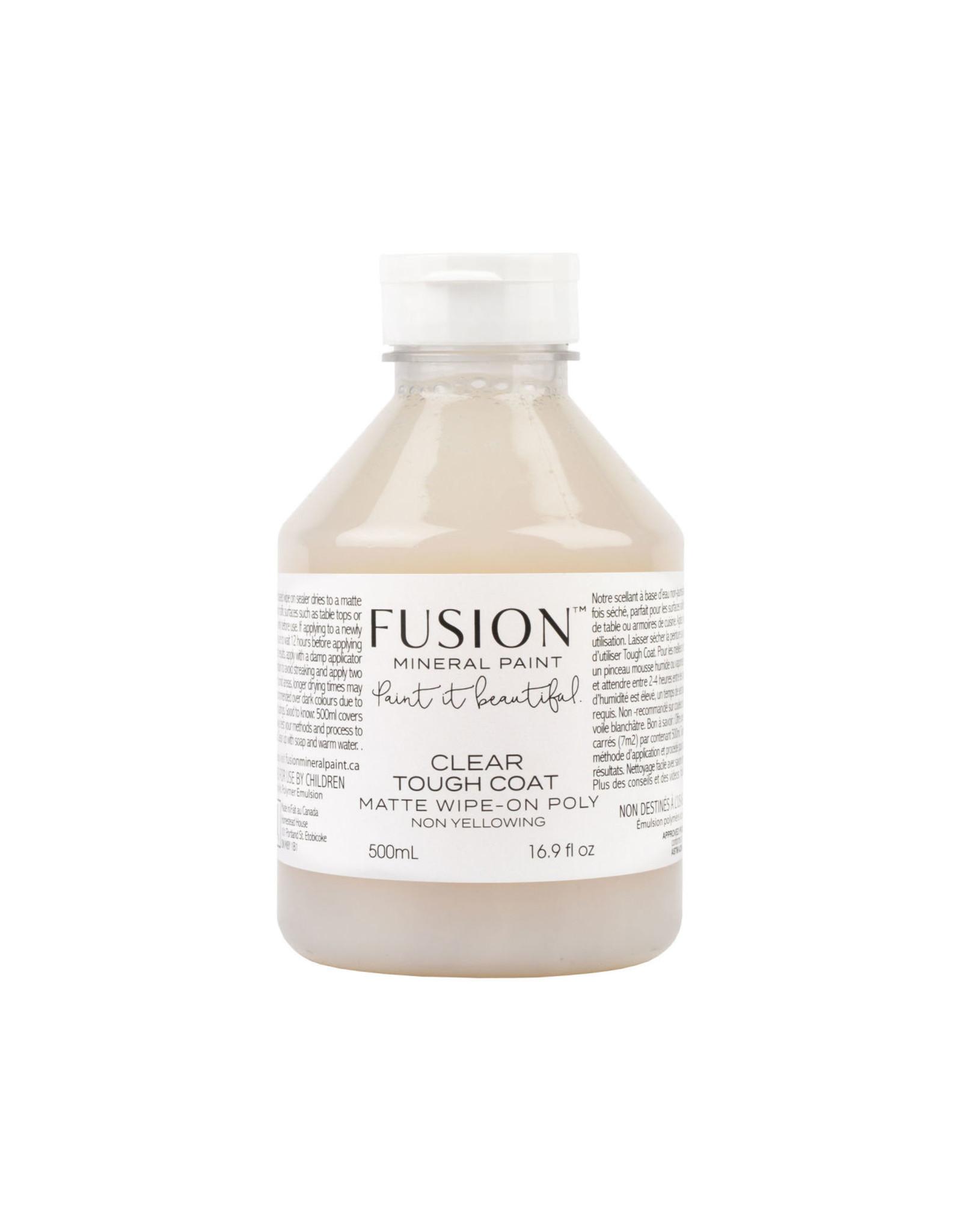 Fusion Mineral Paint Tough Coat  Matte