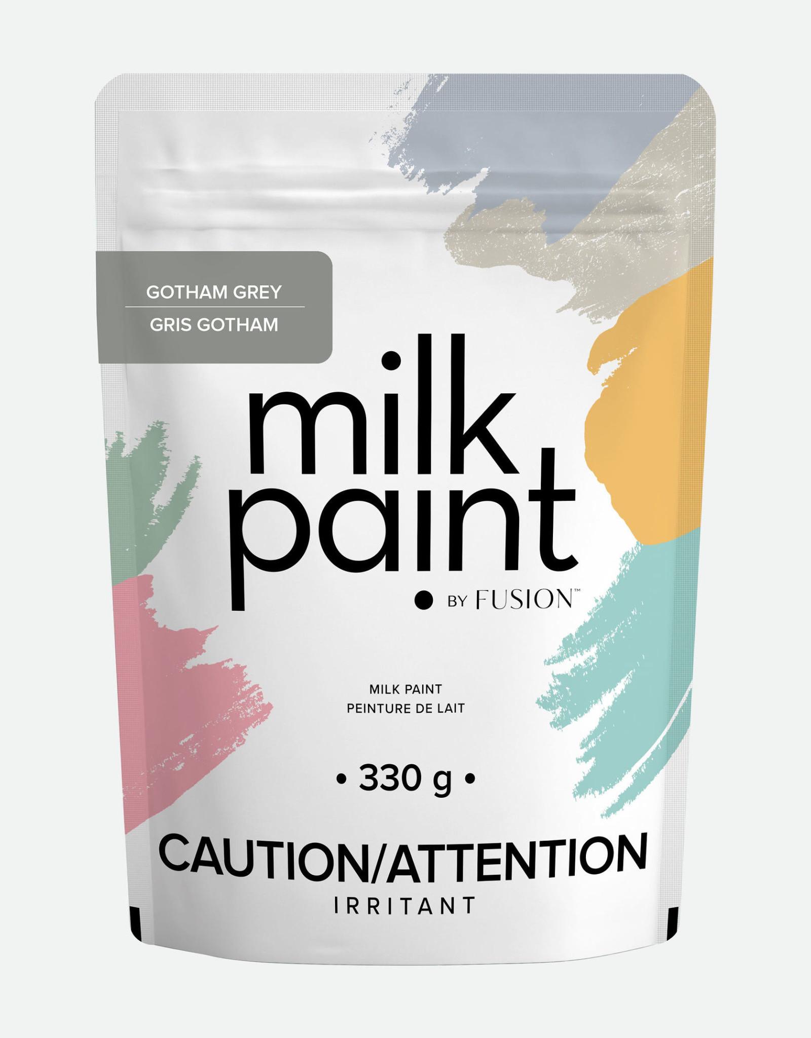 Fusion Mineral Paint Milk Paint 330g Gotham Grey