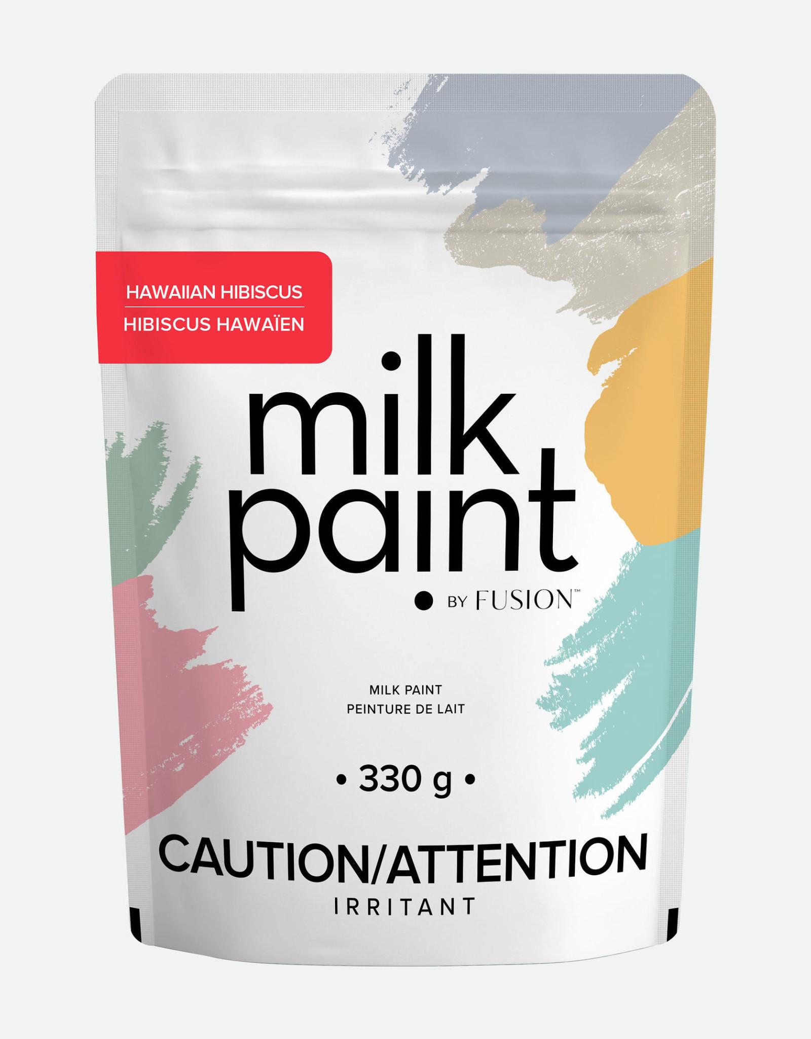 Fusion Mineral Paint Milk Paint 330g Hawaiian Hibiscus