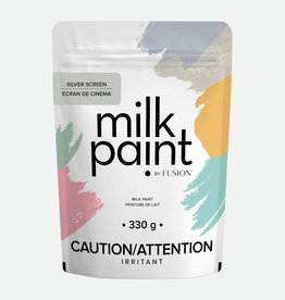 Fusion Mineral Paint Milk Paint 330g Silver Screen
