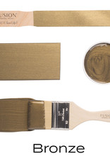 Fusion Mineral Paint Metallic 250ml Bronze