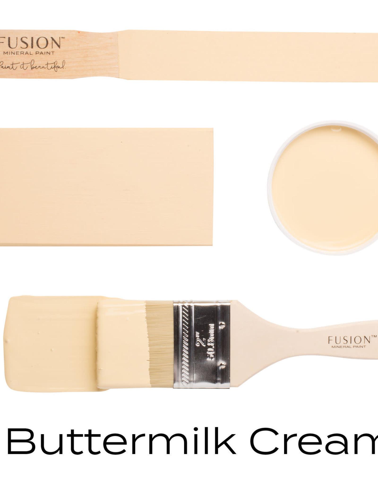 Fusion Mineral Paint Fusion Mineral Paint - Buttermilk Cream 500ml