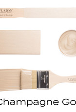 Fusion Mineral Paint Metallic 250ml Champagne Gold