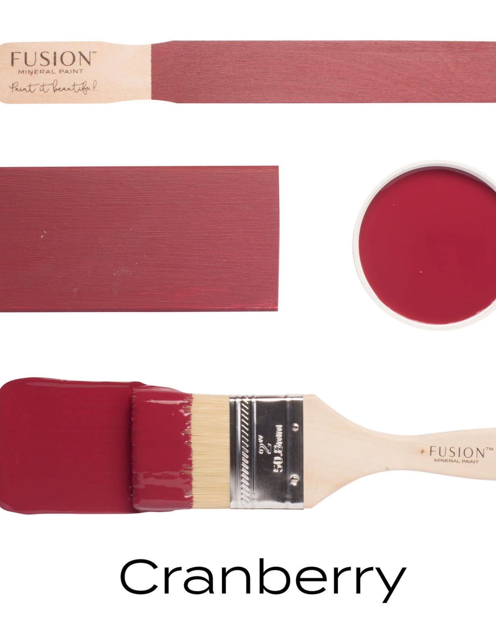 Fusion Mineral Paint Fusion Mineral Paint - Cranberry 37ml