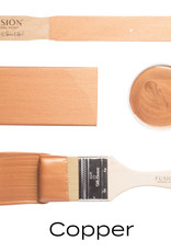 Fusion Mineral Paint Metallic 250ml Copper