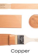 Fusion Mineral Paint Metallic 37ml Copper