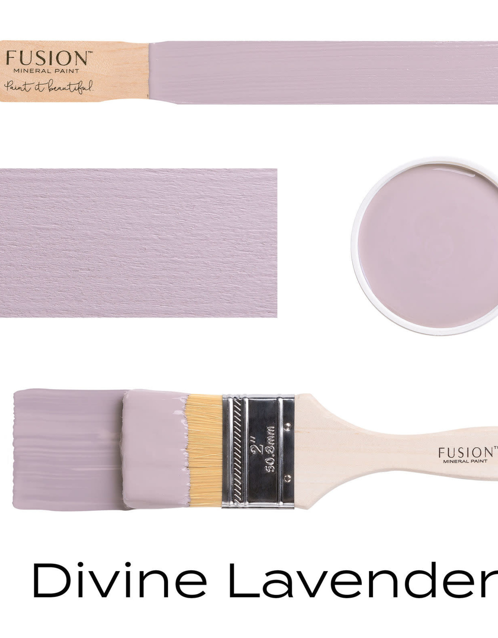 Fusion Mineral Paint Fusion Mineral Paint - Divine Lavender 37ml