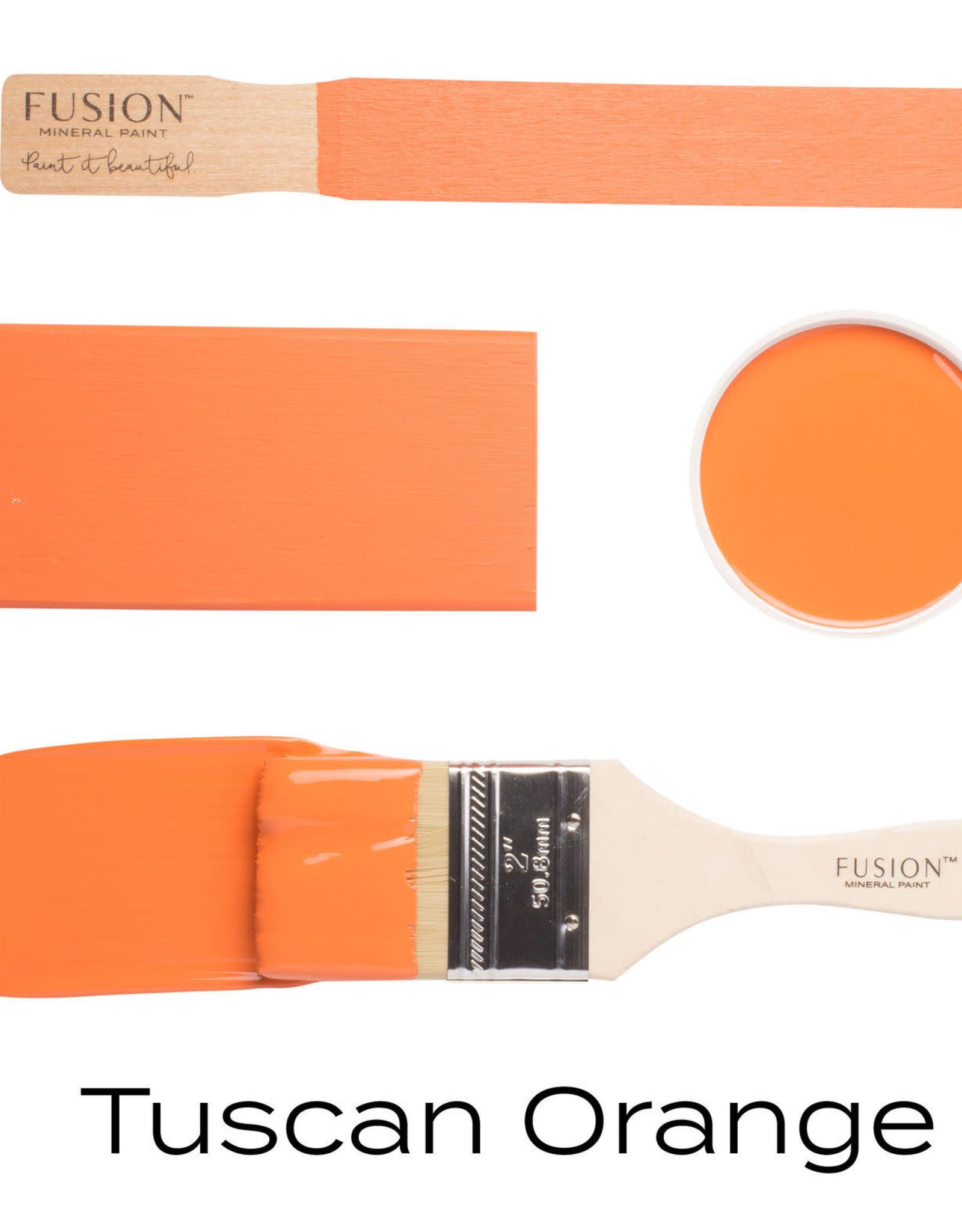 Fusion Mineral Paint Fusion Mineral Paint - Tuscan Orange 37ml