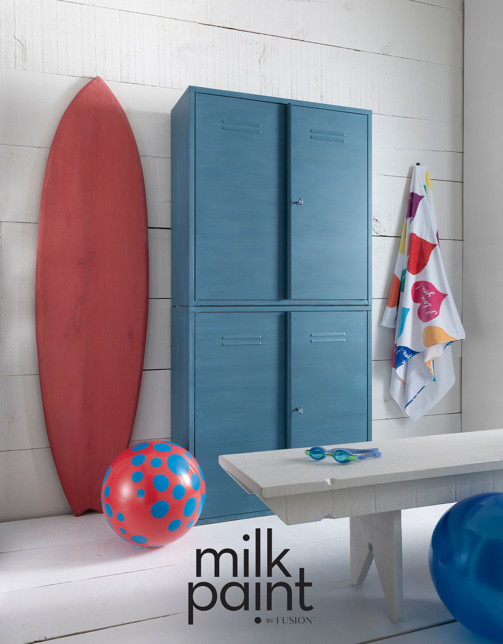 Fusion Mineral Paint Milk Paint 50g Poolside