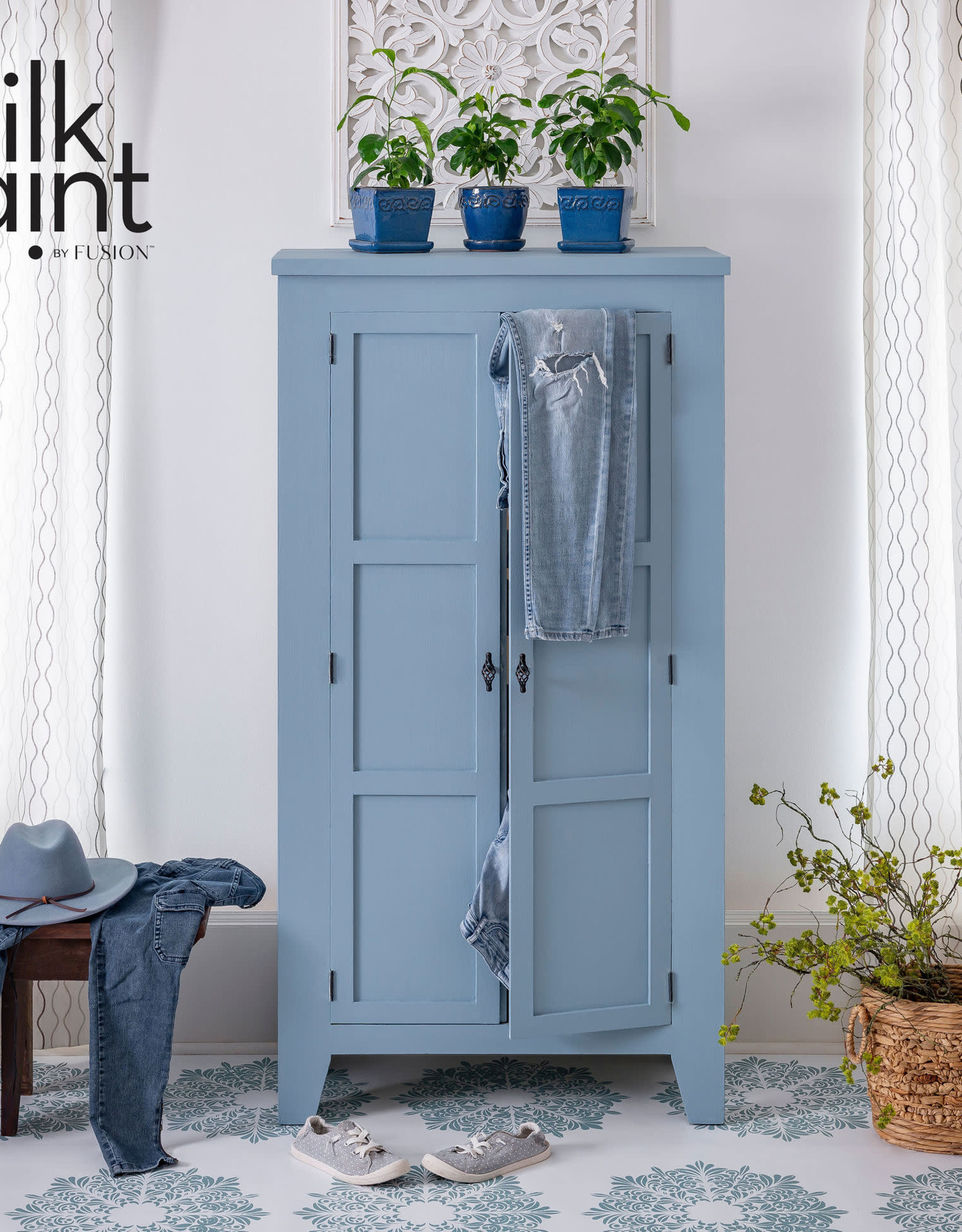 Fusion Mineral Paint Milk Paint 330g Skinny Jeans