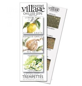 Gourmet Village Dip Trio