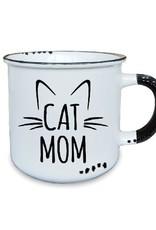Cat Mom Mug 10oz