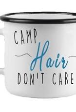 Enamel XLG Cottage Mug - Camp Hair