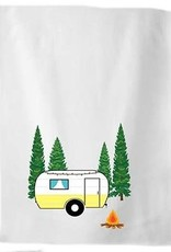 Camper Tea Towel