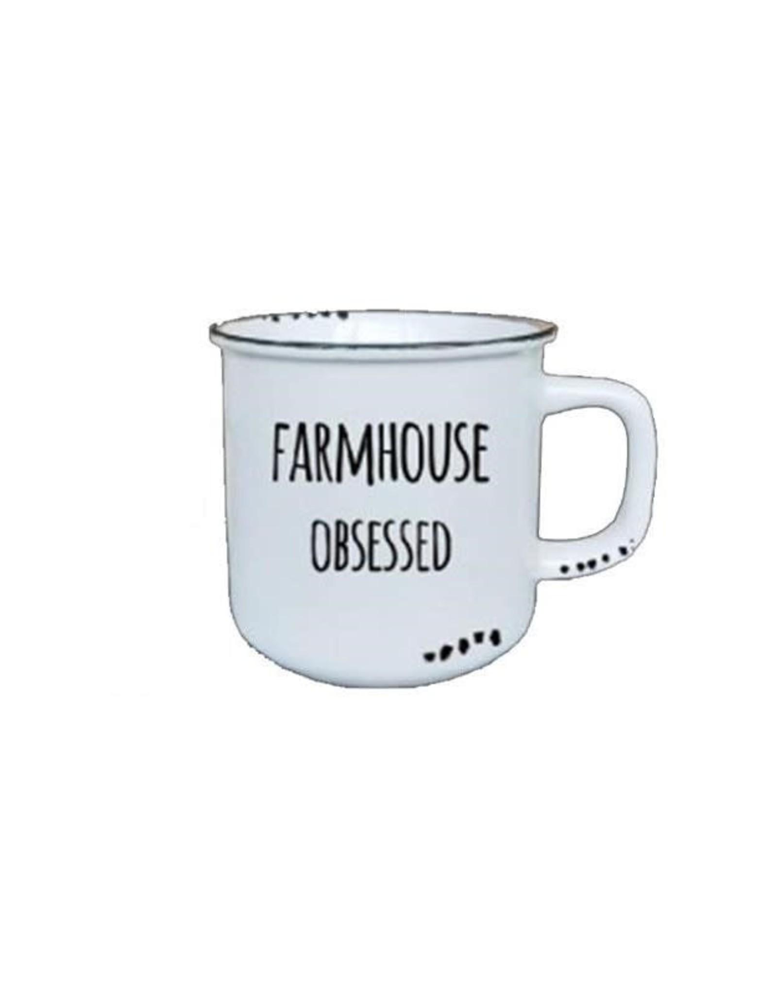 Farmhouse Mug - Farmhouse Obsessed