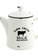 Farm Fresh Teapot