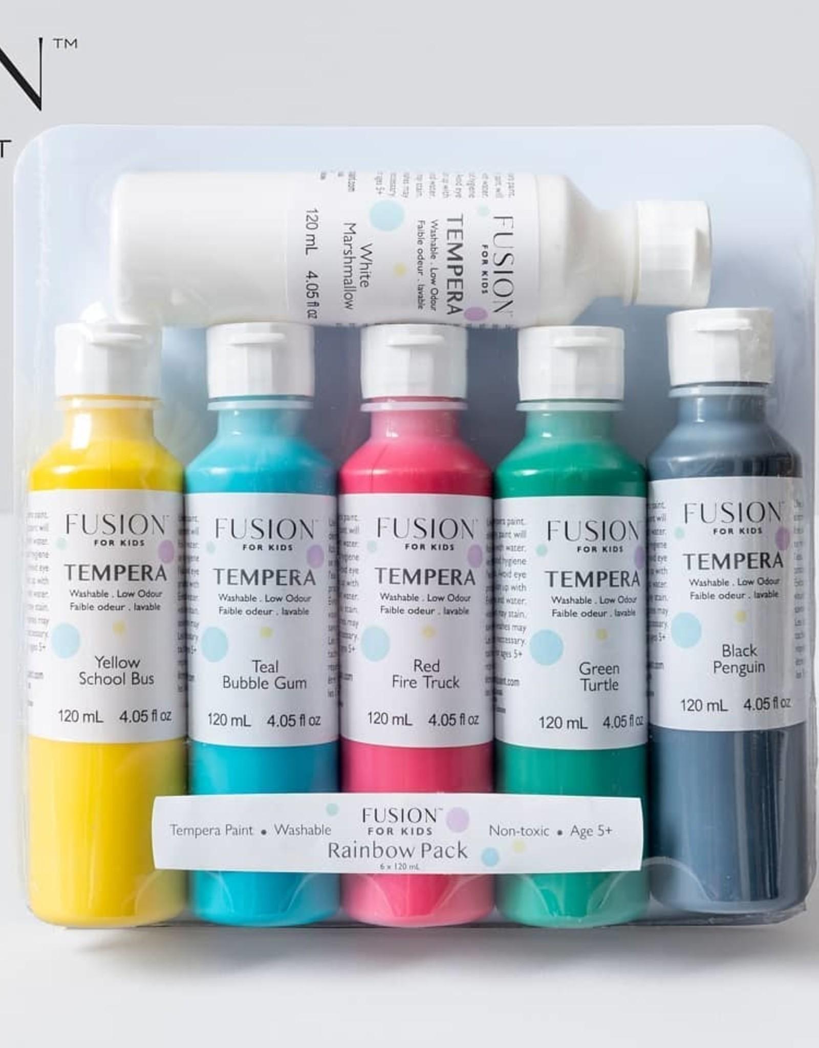 Fusion Mineral Paint Fusion Tempera Set - KIDS CRAFTS
