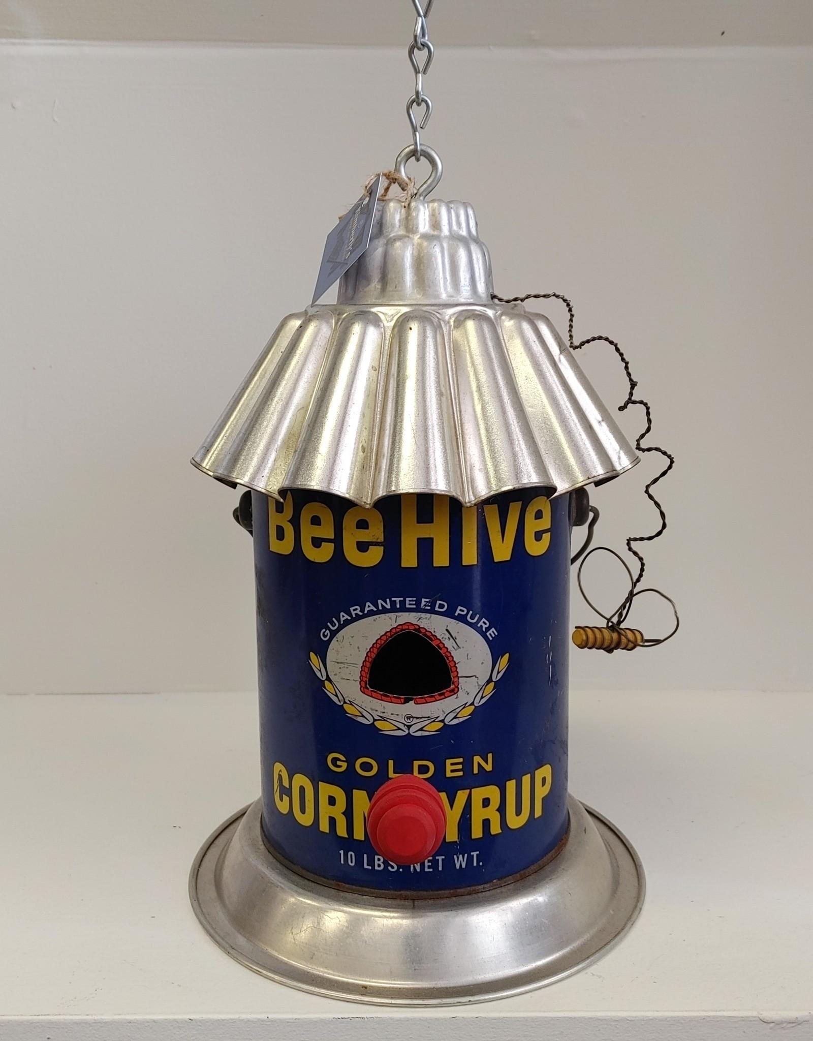 Corn Syrup Birdhouse