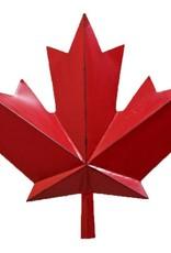Maple Leaf Canada Decor