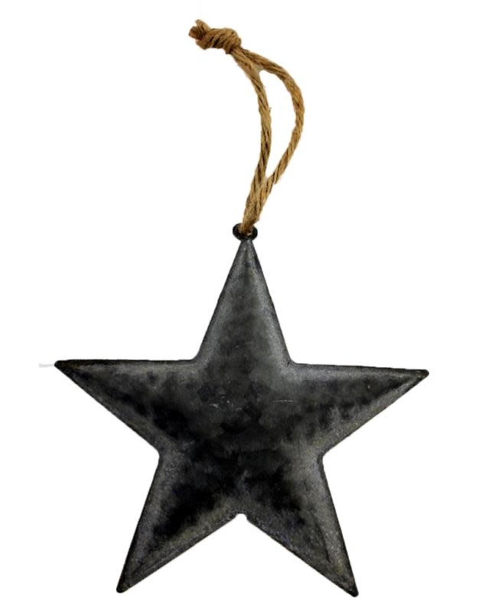 3D Star Ornament -Medium
