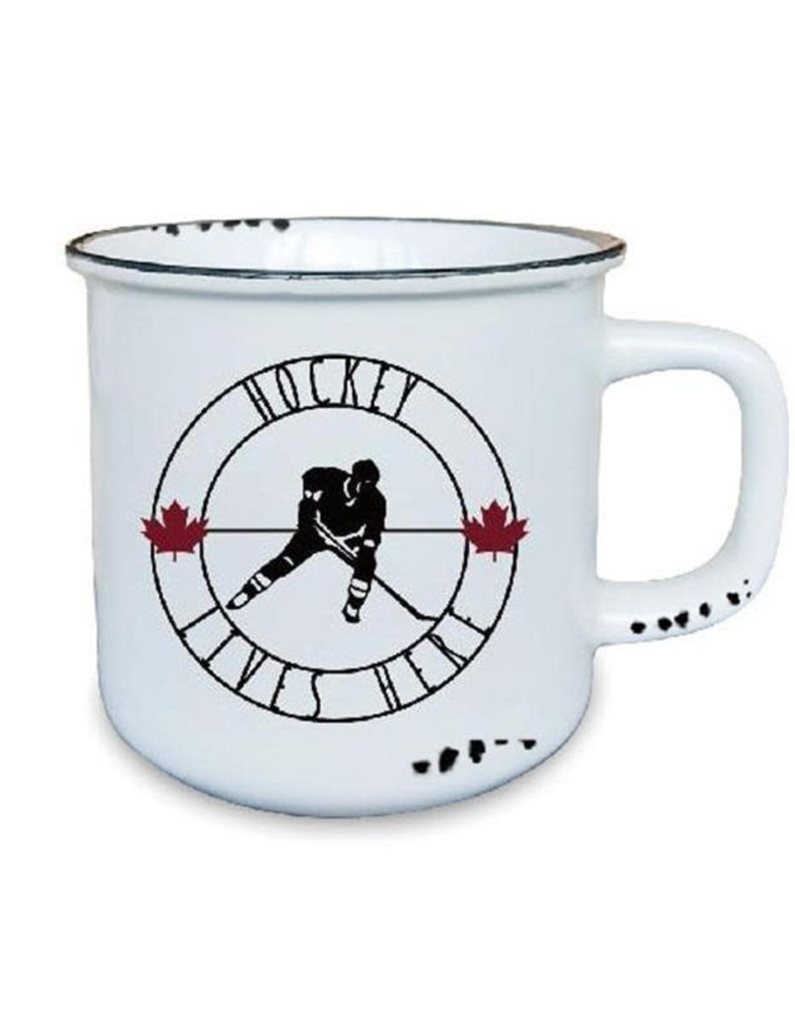 Hockey Lives Here Mug