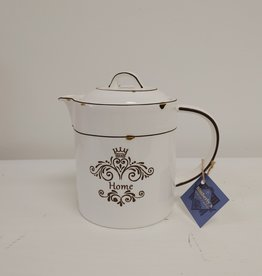 Country Style Teapot