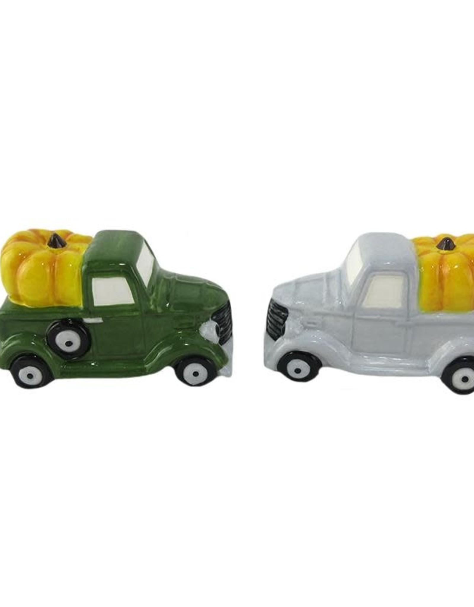 Truck Salt & Pepper Set