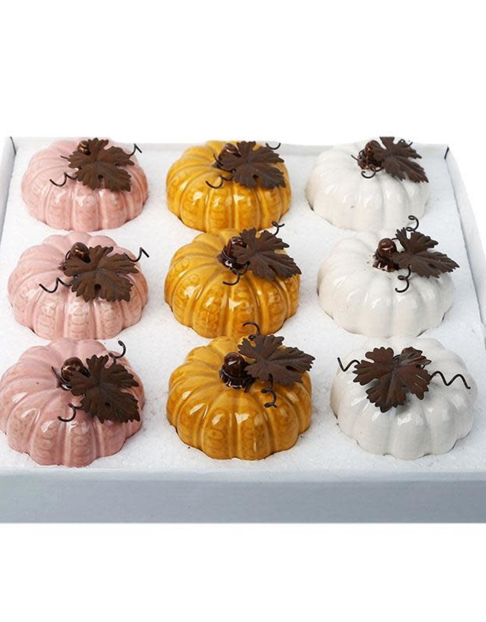Ceramic Pumpkin