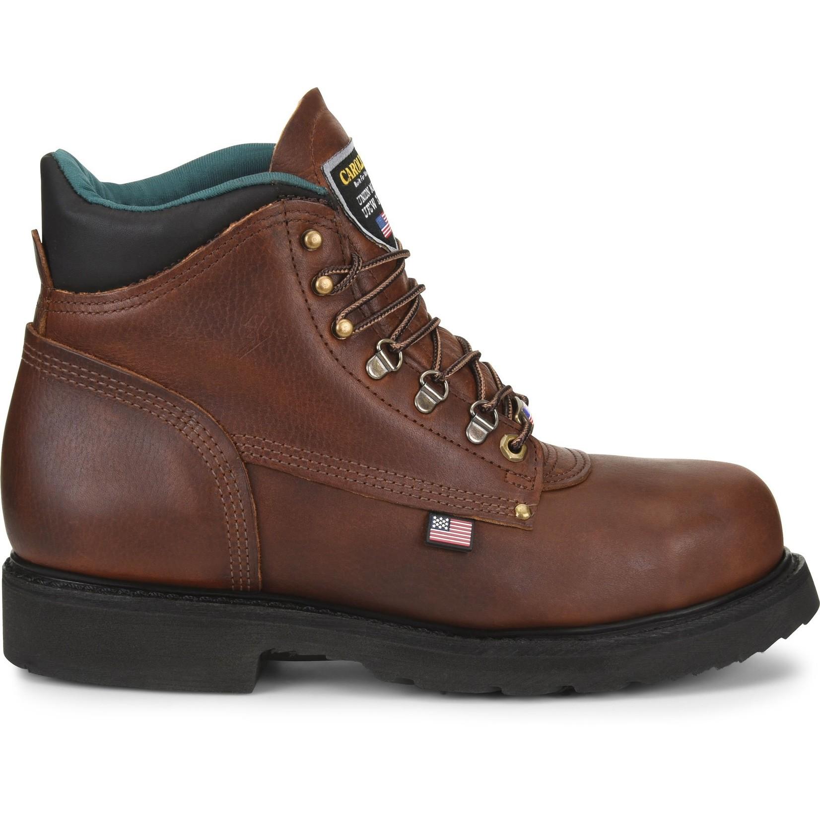 "Carolina Men's Carolina 6"" Steel Toe Sarge lo 1309"