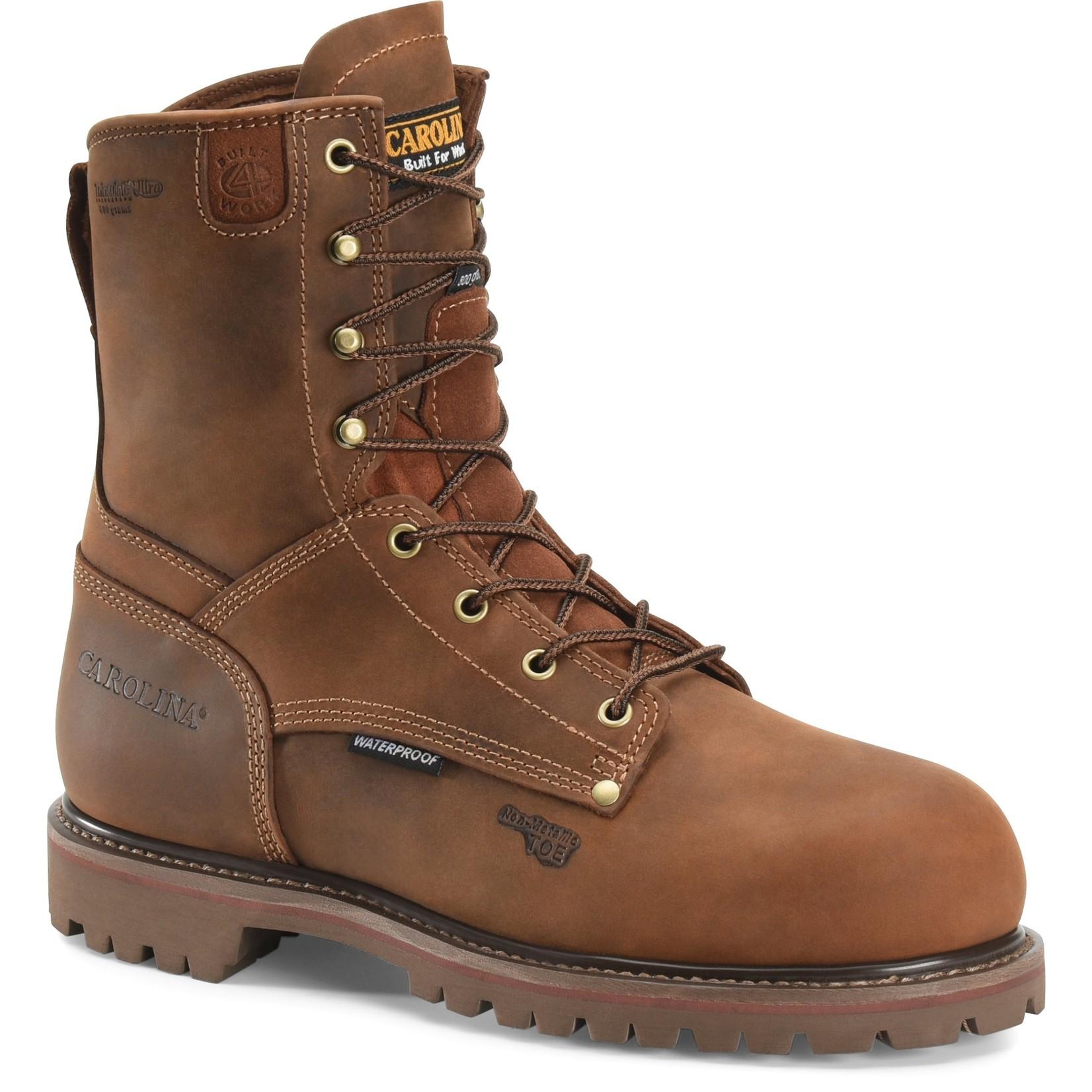 "Carolina Men's Carolina 8"" waterproof Composite Toe 28 Series CA9528"