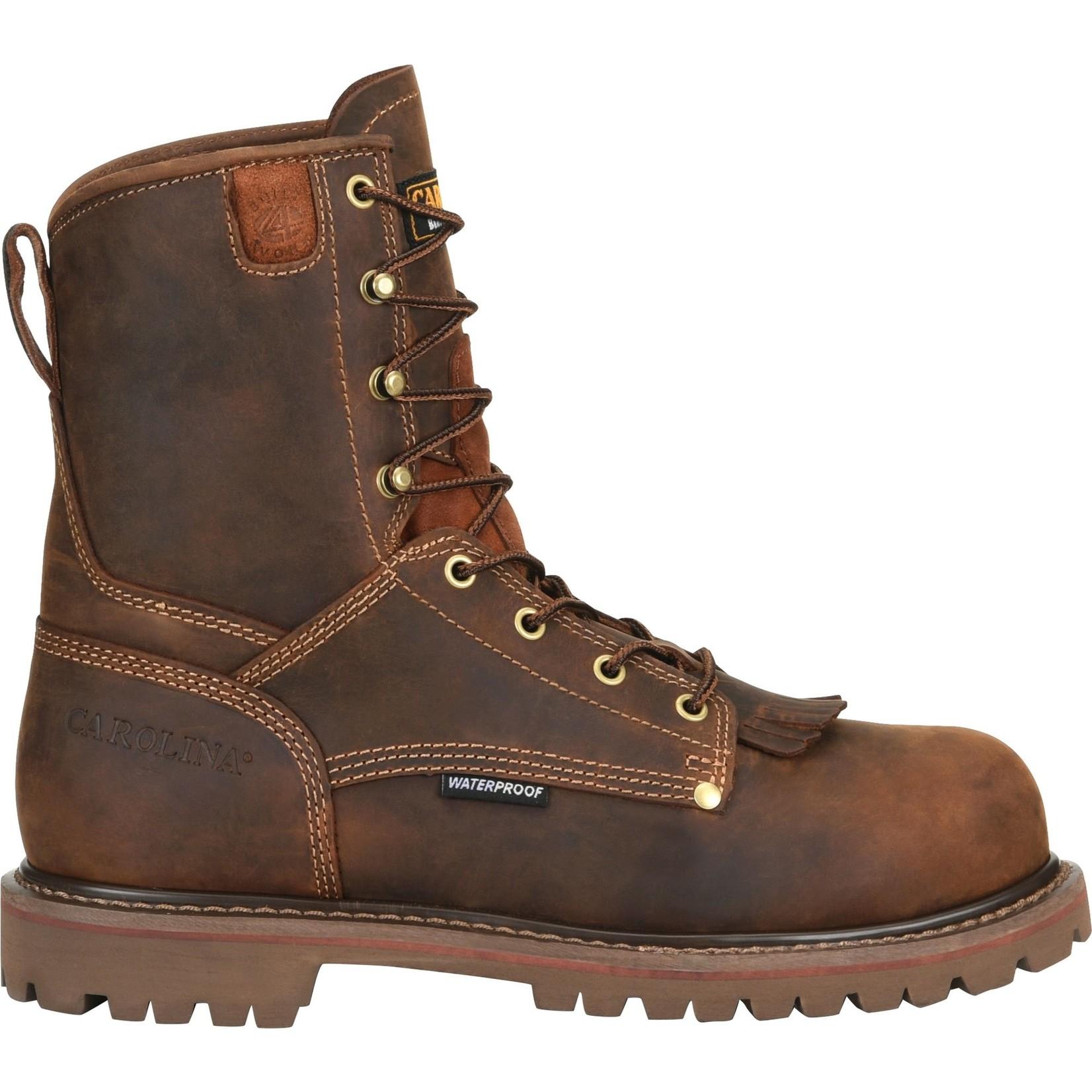 """Carolina Men's Carolina 8"""" Soft Toe Waterproof 28 Series CA8028"""