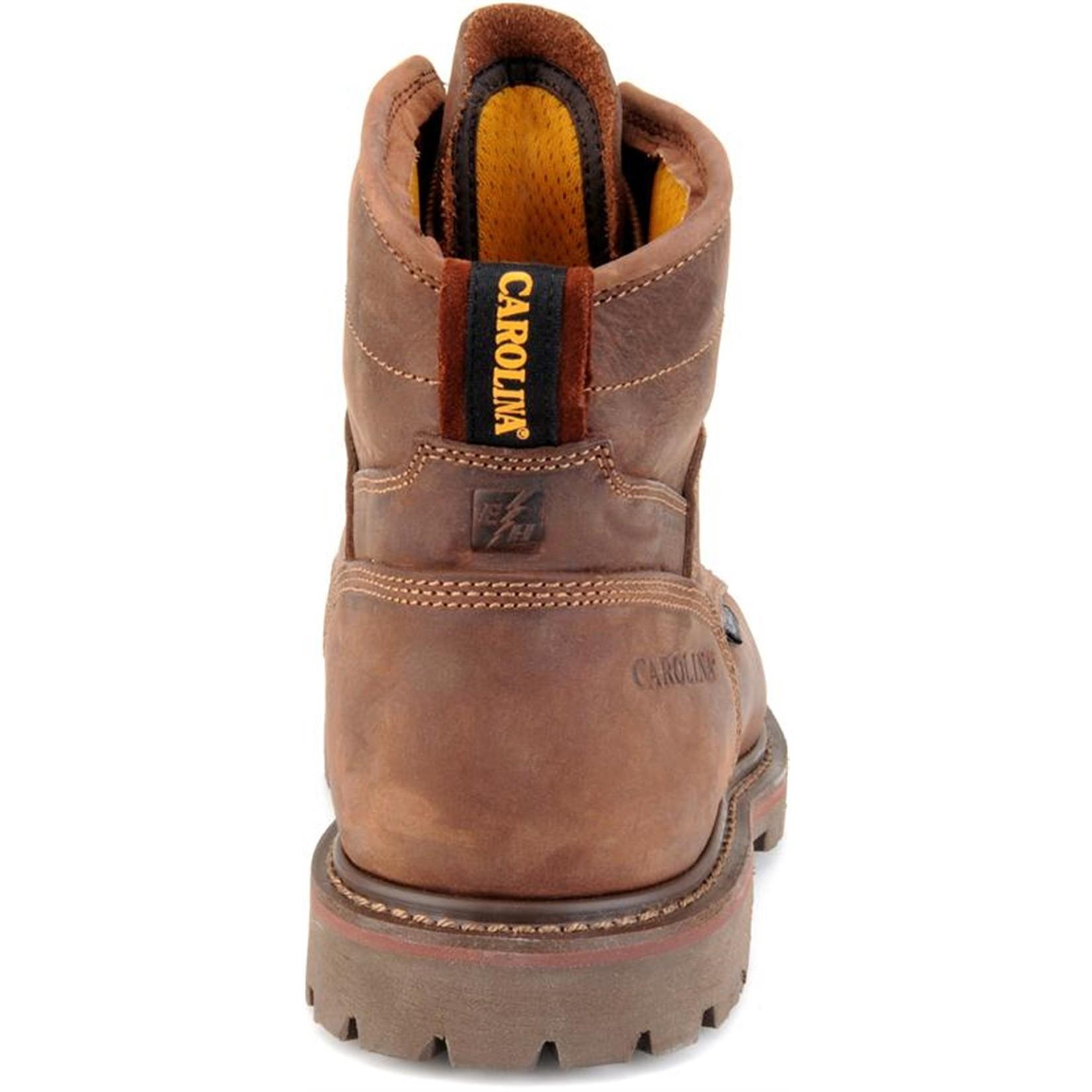 """Carolina Men's Carolina 6"""" Soft Toe waterproof 28 Series CA7028"""