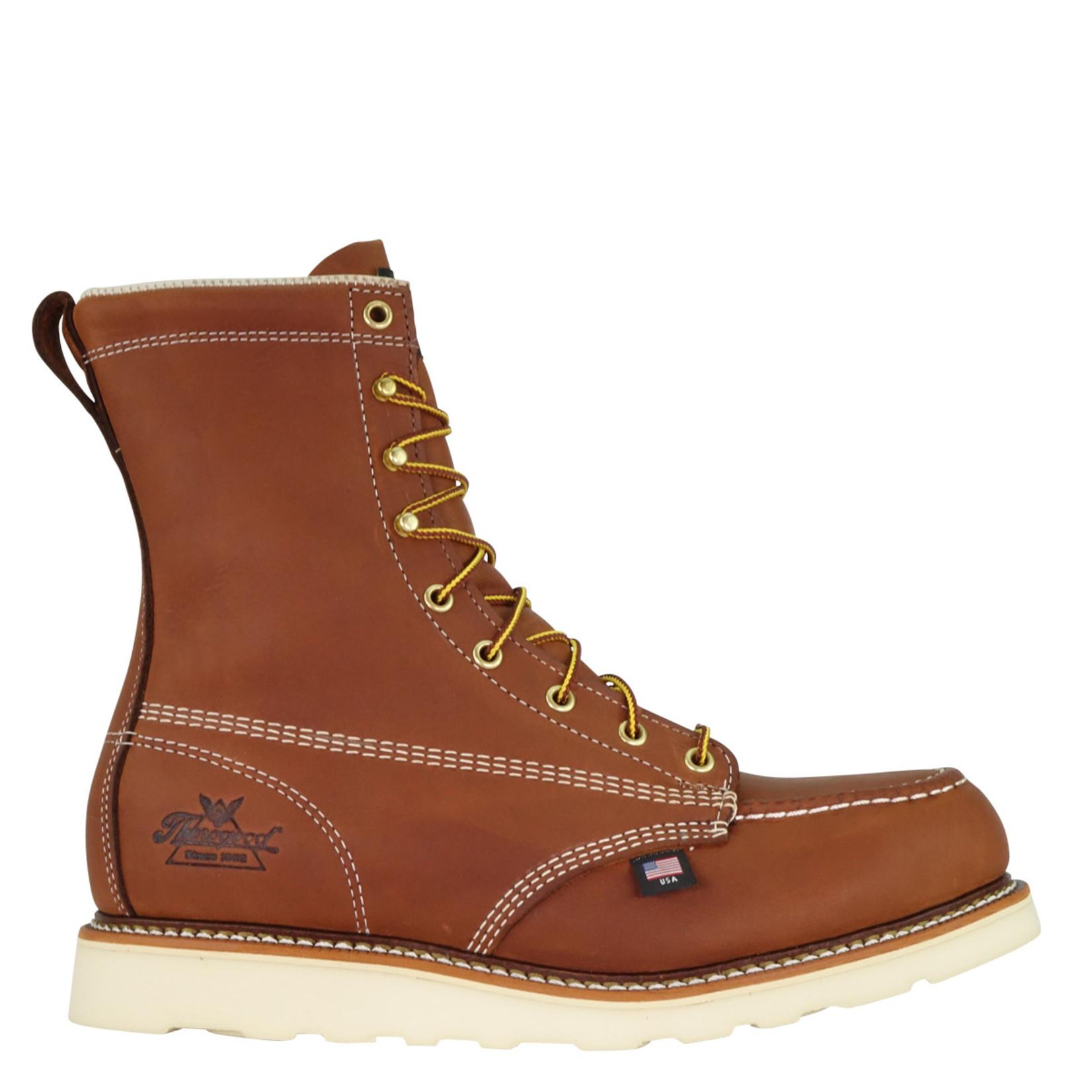 "Thorogood Men's Thorogood 8"" Steel Toe American Heritage 804-4208"