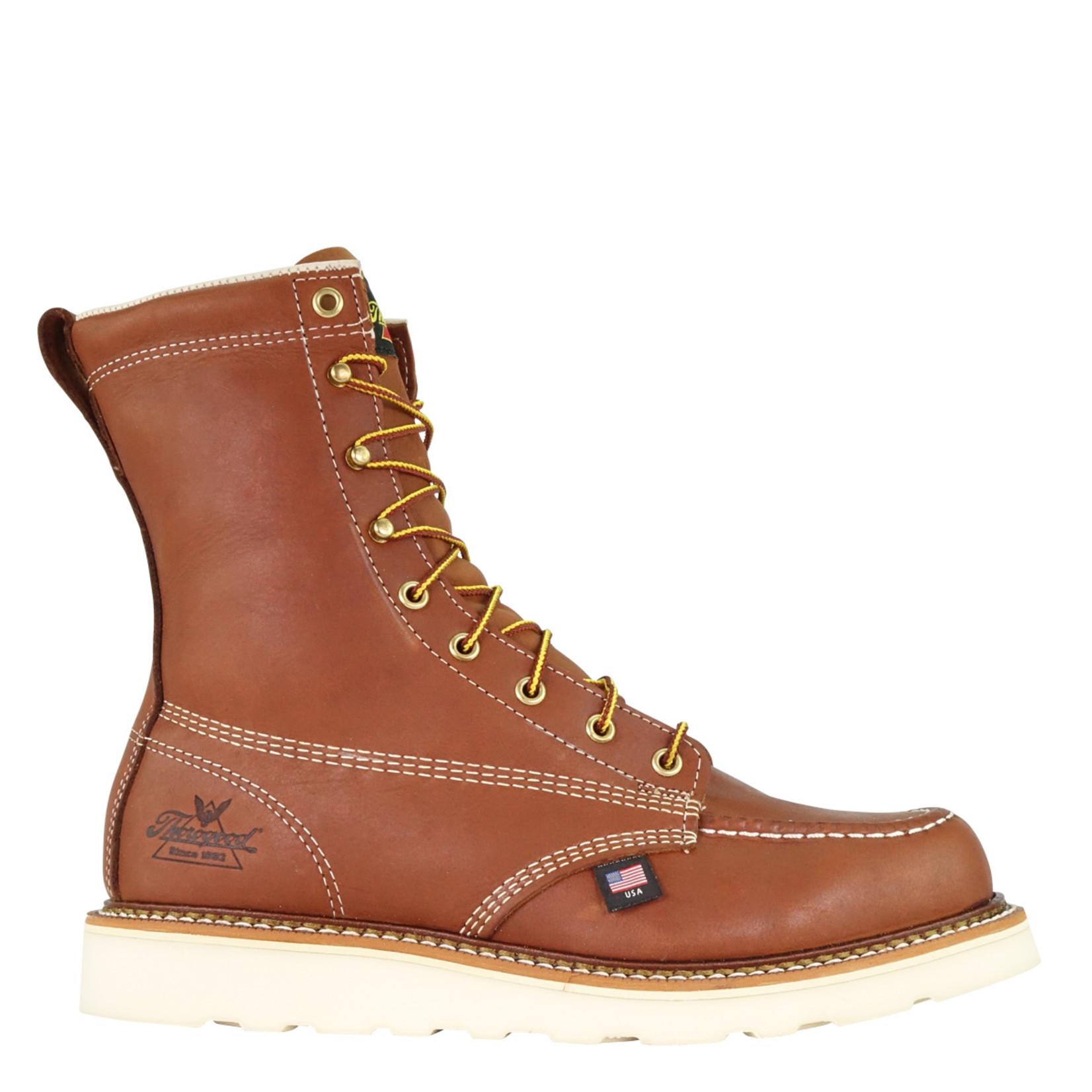 "Thorogood Men's Thorogood 8"" Soft toe American Heritage 814-4201"